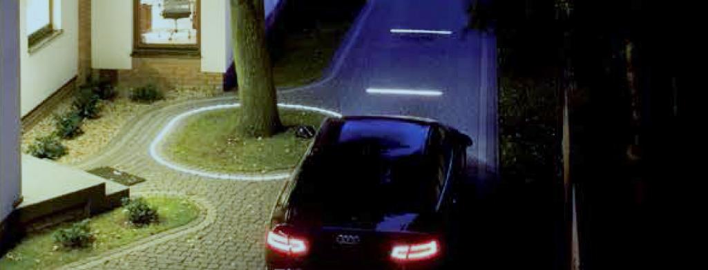 Vodotěsné LED světla do betonových podlah