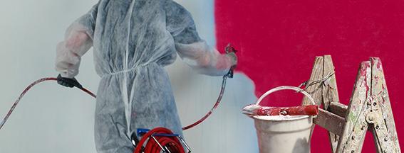Nářadí pro zedníky a malíře