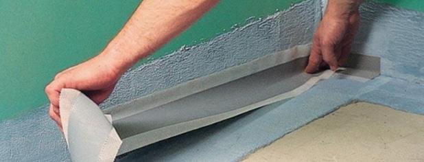 Hydroizolační pásky