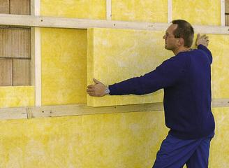 Tepelná izolace větrané fasády
