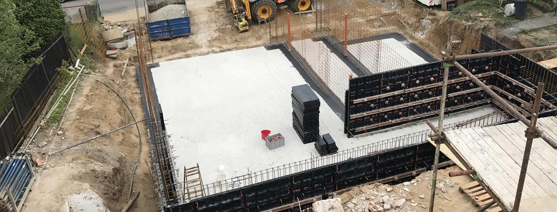 Zakládání staveb (základy)