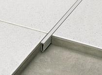 Dilatační lišty šípové do betonu