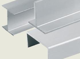Konstrukční hliníkové profily