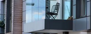 Balkonové lišty