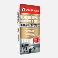 Den Braven flexibilní lepidlo na obklady a dlažbu Ultra Flex C2TE S2 20kg