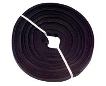 Tkaloun pro uchycení solárního kolektoru, 1m černý (baleno po 50m)