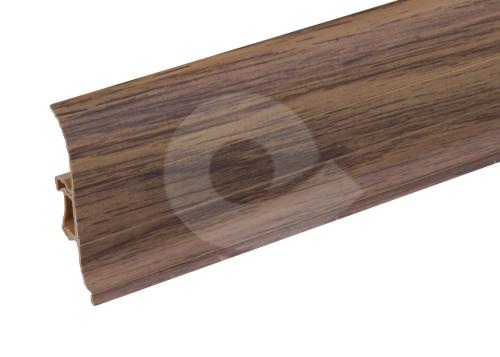 Podlahová lišta soklová Cezar Premium dekor 190