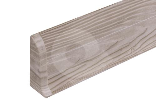 Cezar PREMIUM koncovka levá, PVC, 59mm, jasan nordický, dekor 165