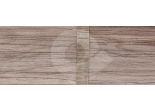 Cezar PREMIUM spojka, PVC, 59mm, jasan bílý, dekor 229