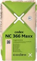 CODEX NC 366 MAXX - Vyrovnávací hmota 3-50mm