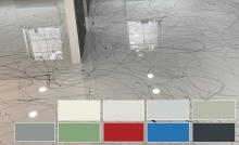 Polyuretanová dekorativní 2-komponentní podlaha Sikafloor 330 20kg