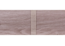 Cezar PREMIUM spojka, PVC, 59mm, dub labrador, dekor 196