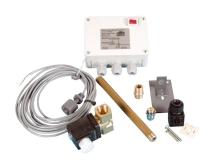 Elektronické dopouštění vody a elektrickým ventilem pro skimmer 1262020