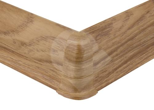 Cezar PREMIUM vnější roh, PVC, 59mm, dub alaska, dekor 222