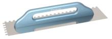 Hladítko Kubala nerez zub 10mm 480x130, dřevo