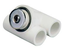 Hydromasážní mikrotryska ABS chrom pr. otvoru 12mm