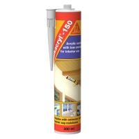 Akrylátový tmel bílý Sikacryl-150 300 ml