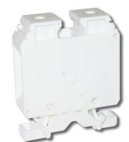 Řadová svorka RSA 70 A bílá
