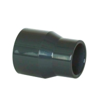 Bazénová pvc dlouhá redukce lepená 110-90 x 50mm