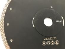 Diamantový kotouč řezný BI TURBO slim kotouč na mramor, žulu a keramiku HN5 pr. 230mm
