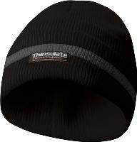 PHT zimní reflexní čepice Thinsulate černá