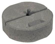 Betonový podstavec s klínem Dehn 337/17kg