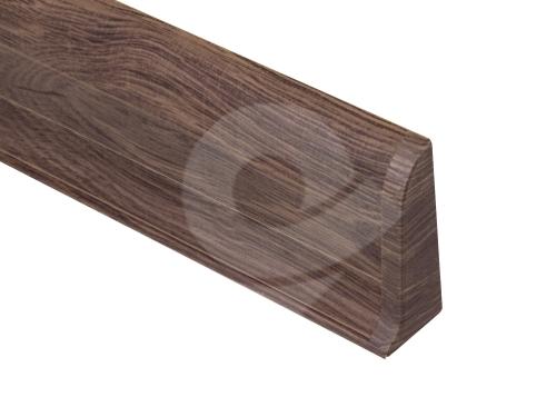 Cezar PREMIUM koncovka pravá, PVC, 59mm, dub zámecký, dekor 108