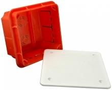 Elektroinstalační krabice do zdi 80x80x52mm