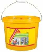 Ochranný nátěr na beton překlenující trhliny Sikagard-550W Elastic RAL 7039 15l