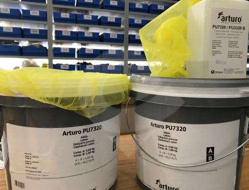 2-komponentní polyuretanový nátěr matný Arturo PU 7320 6kg