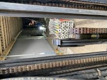Doprava stropních podpěr na stavbu montáž a půjčovné za 1 měsíc   cena přepočítaná na m/2