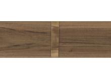Cezar PREMIUM spojka, PVC, 59mm, ořech africký, dekor 131