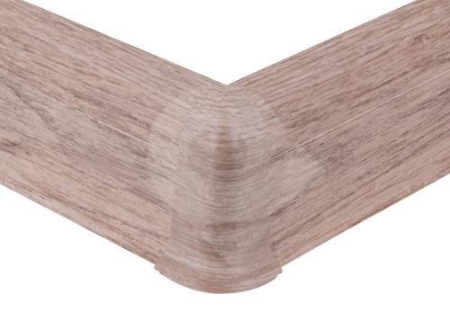 Cezar PREMIUM vnější roh, PVC, 59mm, dub alpský, dekor 189