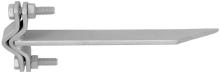 Držák ochranného úhelníku DOUa-15 Cu Tremis