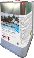 Lepidlo na bazénové fólie a geotextilie AA AVfol 5 l