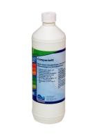 Kyselý tekutý přípravek k důkladnému čištění stěn bazénu Compactal gel 1l