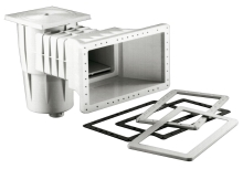 Skimmer Kripsol sání 400x230mm pro fólie s vakuovým kotoučem