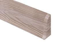 Cezar PREMIUM koncovka pravá, PVC, 59mm, jasan nordický, dekor 165