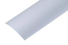 Přechodová lišta Cezar samolepící 40mm 1m stříbrná