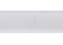 Cezar PREMIUM spojka, PVC, 59mm, bílá, dekor 089