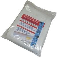 Textilie zakrývací Batizol kryfol 10 - savá, protiskluzná nepropustná na podlahu 100 cm x 10 m