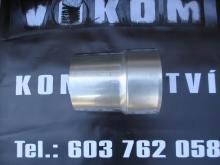 Dilatační díl 570-880mm pr. 200mm