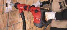 Korunka příklepová (Elektrikářské krabice ) 150/290 mm  SDS MAX pujčovna