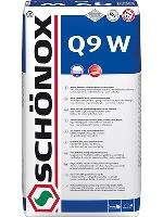 Lepidlo flexibilní rychle tuhnoucí bílé Schonox Q9 W C2FTES1 25kg