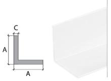 Vingl Cezar plast 10x10mm 2m bílý