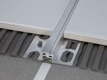 Celokovová objektová dilatace Profilpas Projoint NZA přírodní hliník 10mm 2,7m