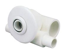 Hydromasážní minitryska 24 ABS bílá pr. otvoru 23mm