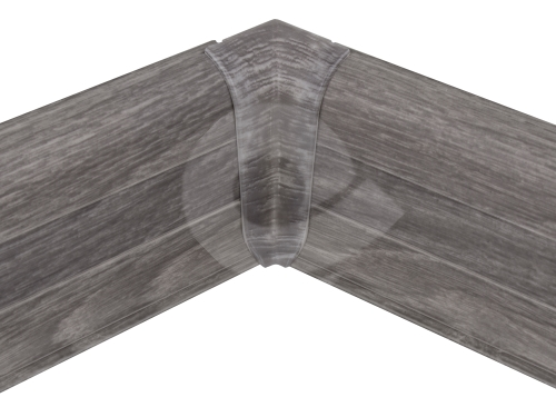 Cezar PREMIUM vnější roh, PVC, 59mm, dub skandinávský, dekor 174