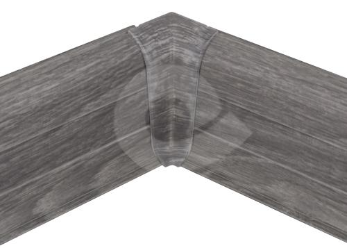 Cezar PREMIUM vnitřní roh, PVC, 59mm, dub skandinávský, dekor 174
