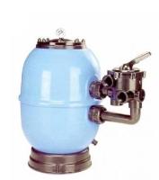 Filtrační nádoba Lisboa s bočním ventilem